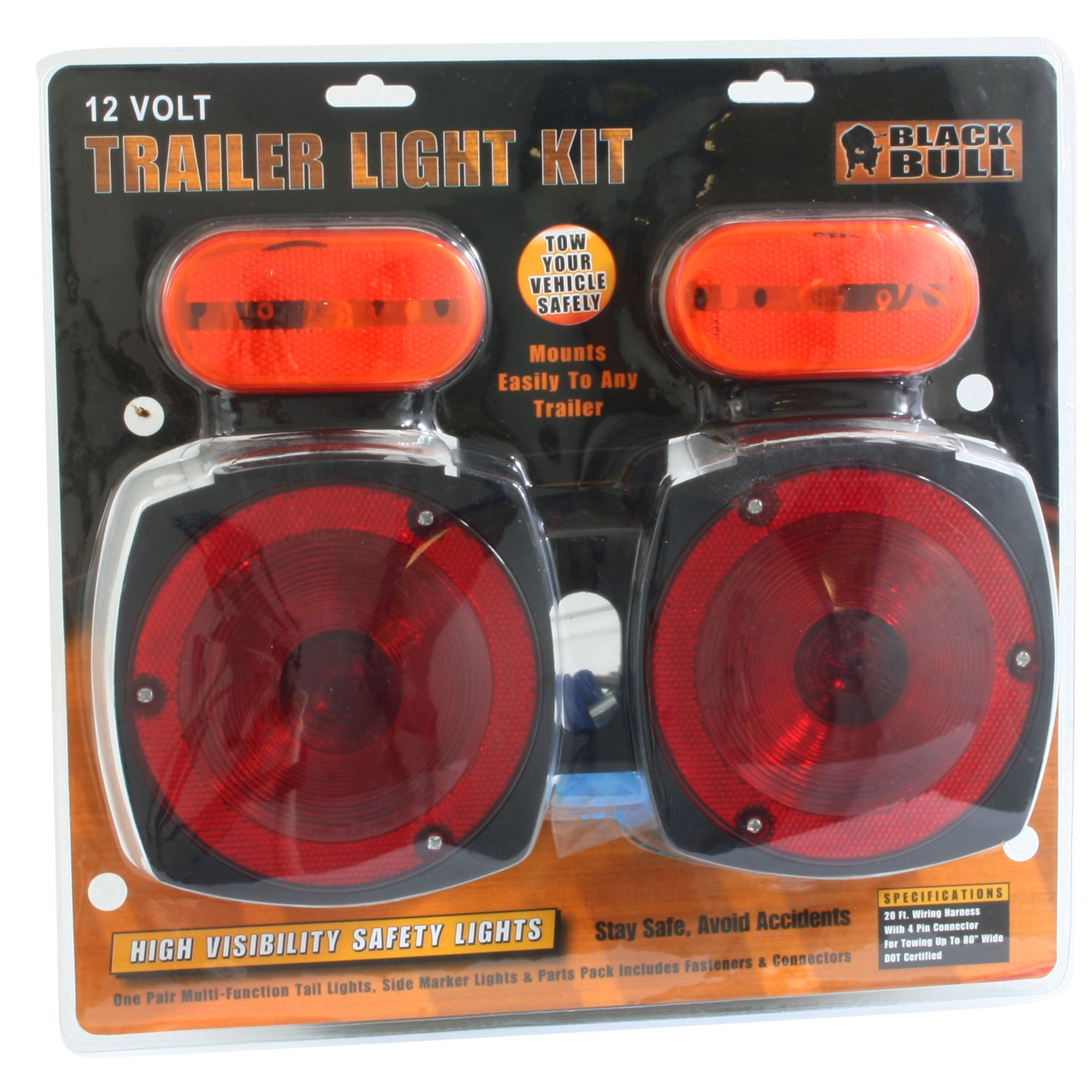 Buffalo Tools DOT Certified Trailer Light Kit at Sears.com