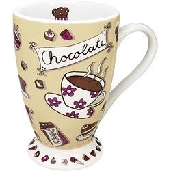 Konitz Mugs Chocolate (Set of 4)