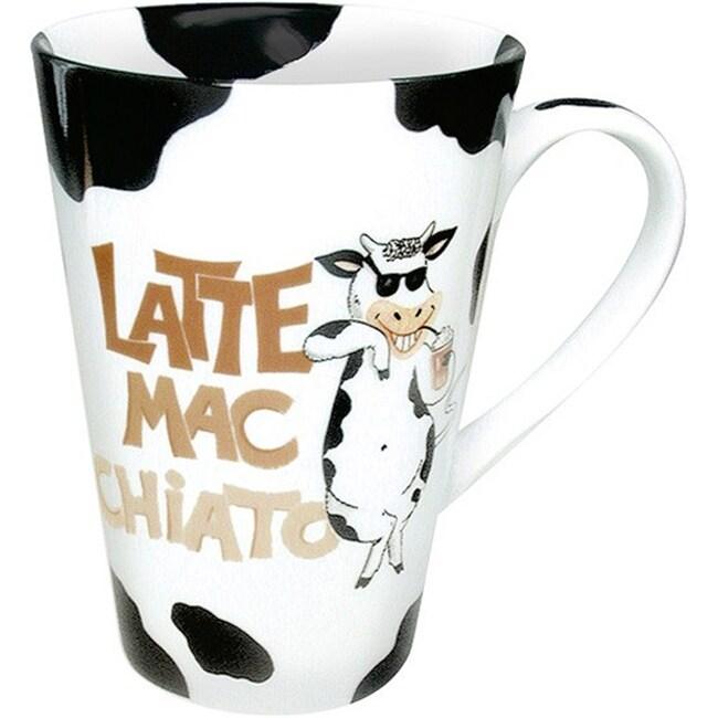 Konitz Mr. Latte Mac Chiato Mugs (Set of 4)