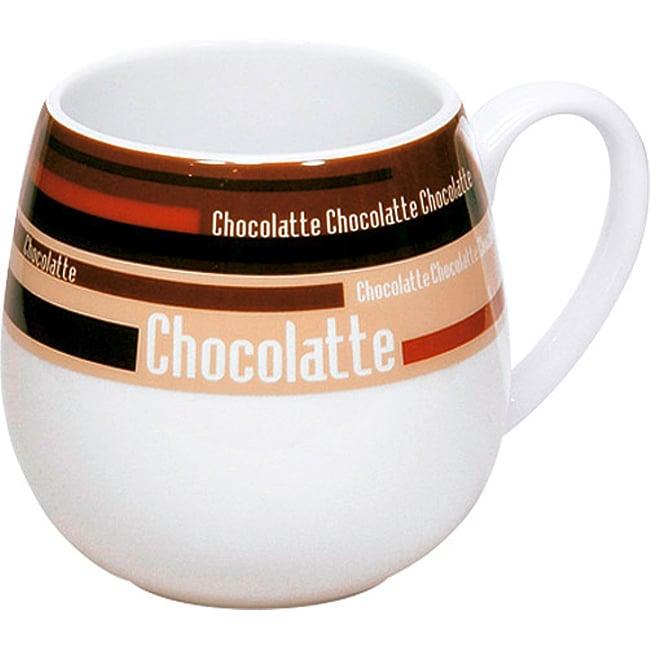 Konitz Chocolatte Snuggle Mugs (Set of 4)
