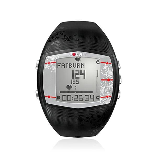Polar Women's FT40F Black Heart Rate Monitor