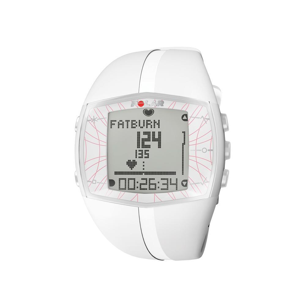 Polar Women's FT40F White Heart Rate Monitor