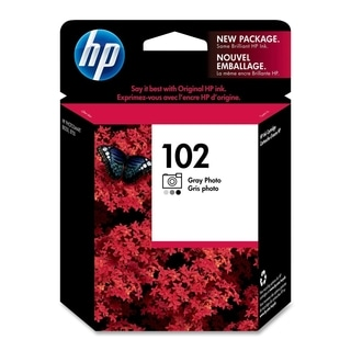 HP 102 Gray Photo Original Ink Cartridge