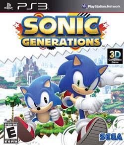 PS3 - Sonic Generations - By SEGA