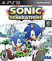 PS3 - Sonic Generations - By SEGA