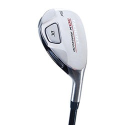 Nickent 3DX DC Ironwood Hybrid Club