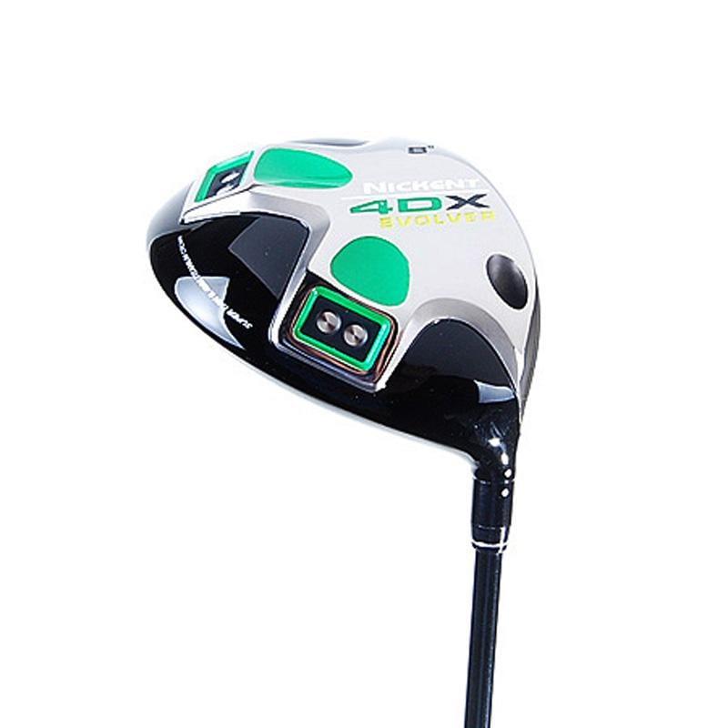 Nickent Men's Golf 4DX Evolver Driver
