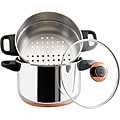 Paula Deen Signature Stainless Steel Cookware 3-quart Steamer Set