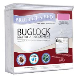 Protect-A-Bed Buglock Waterproof Mattress Encasement
