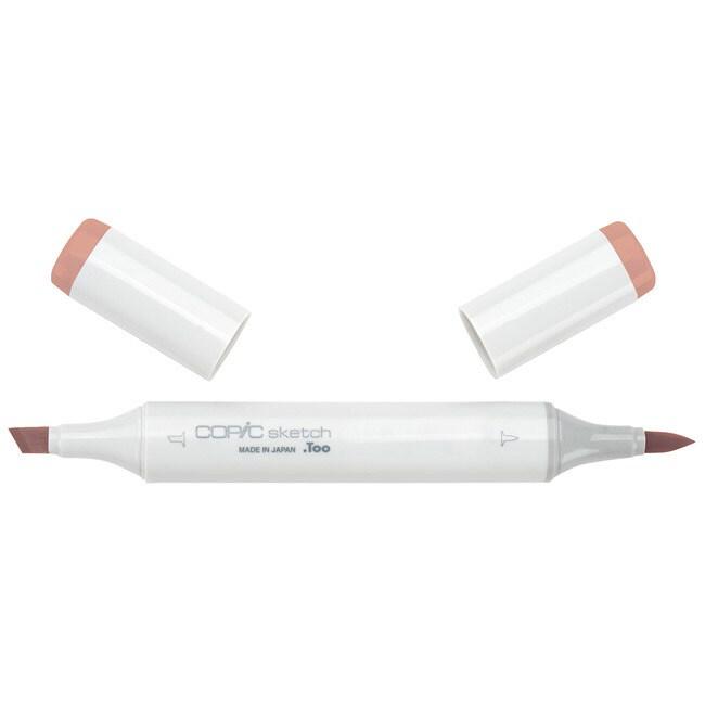 Copic Sketch Hazelnut Markers