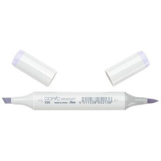 Copic Sketch Wisteria Markers