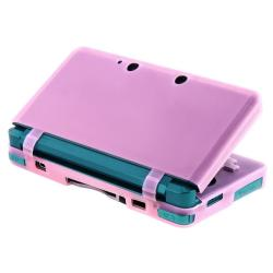 Hot Pink Silicone Case for Nintendo 3DS