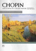 Nocturne in C-Sharp Minor: Posthumous For The Piano (Paperback)