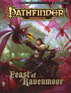 Pathfinder Module: The Feast of Ravenmoor (Paperback)