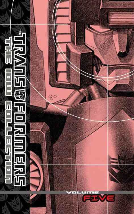 Transformers: The Idw Collection (Hardcover)