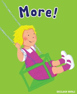 More! (Board book)