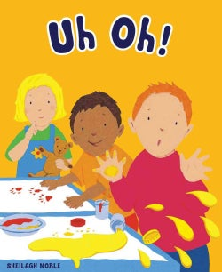Uh Oh! (Board book)