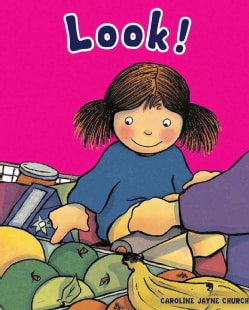 Look! (Board book)