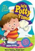 It's Potty Time Boys (Board book)