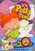 It's Potty Time Girls (Board book)