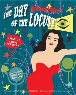 The Day of the Locust: A Martos Graphic Production (Paperback)