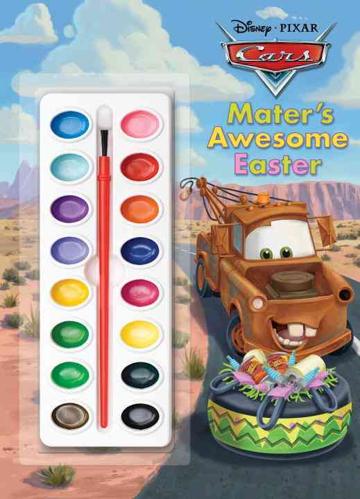 Mater's Awesome Easter (Paperback)