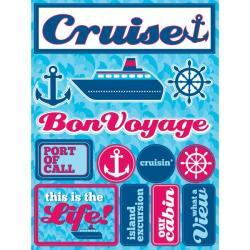 Signature Dimensional Cruise Stickers