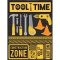 Signature Dimensional Tool Time Stickers