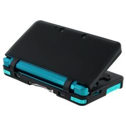 Black Silicone Skin Case for Nintendo 3DS