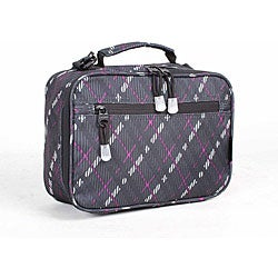 J World Preppy Purple Cody Lunch Tote