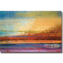 Selina Rodriguez 'Horizons II' Canvas Art