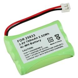 GE 25833 Cordless Phone Compatible Ni-MH Battery