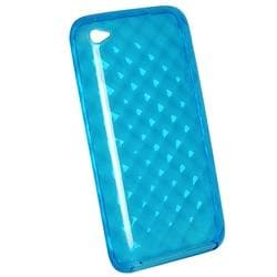 Blue Diamond TPU Case for Apple iPod touch 4th Gen