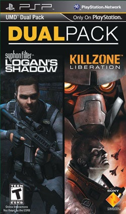PSP -  2 Pack(Killzone: Liberation & Syphon Filter: Logan's Shadow)