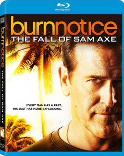 Burn Notice: The Fall Of Sam Axe (Blu-ray Disc)