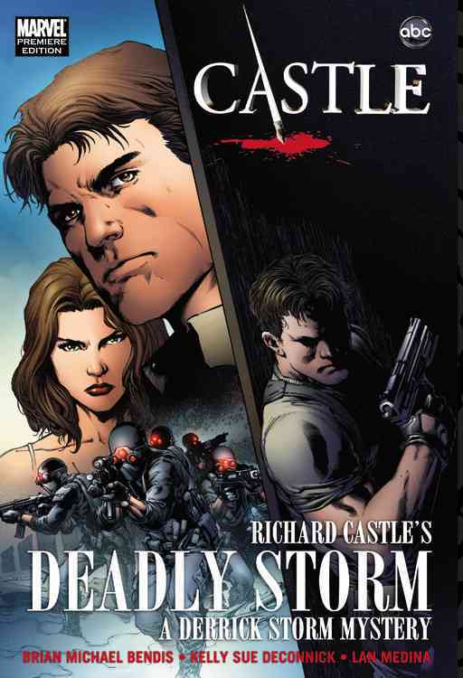 Castle: Richard Castle's Deadly Storm (Hardcover)