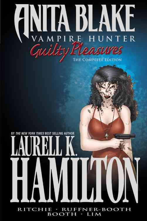 Anita Blake, Vampire Hunter: Guilty Pleasures Ultimate Collection (Paperback)