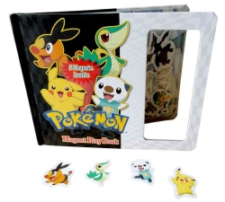 Pokemon Magnet Play Book (Hardcover)