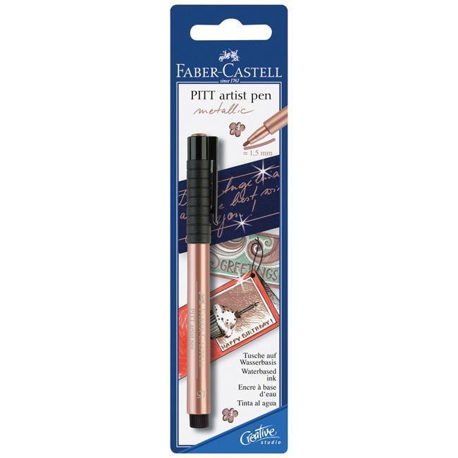 Pitt Artist Copper Metallic Pen