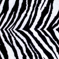 The New Image 30-inch Zebra Craft Felt