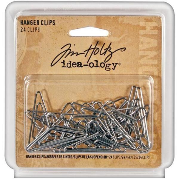 Advantus Idea-Ology Metal Hanger Clips (Case of 24)