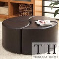 Evan 4-piece Cocktail Ottoman