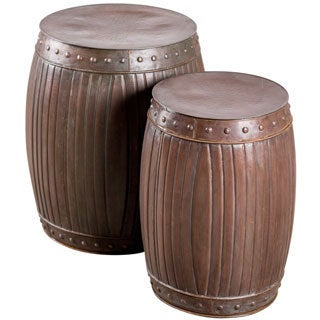 Copper Industrial Barrel Set (India)