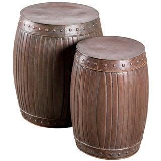 Copper Industrial Barrel Set (India)