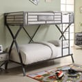 Carter Metal Twin-size Bunk Bed