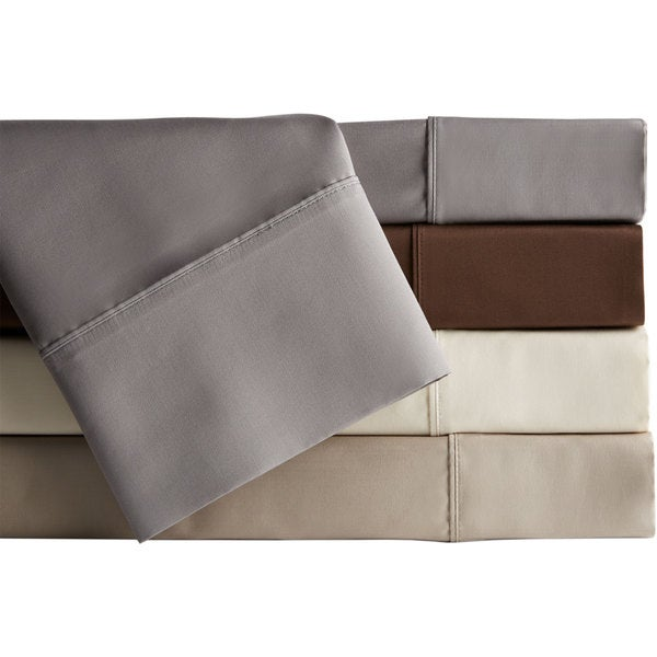 Grand Luxe Egyptian Cotton Sateen 800 Thread Count Deep Pocket Sheet Set