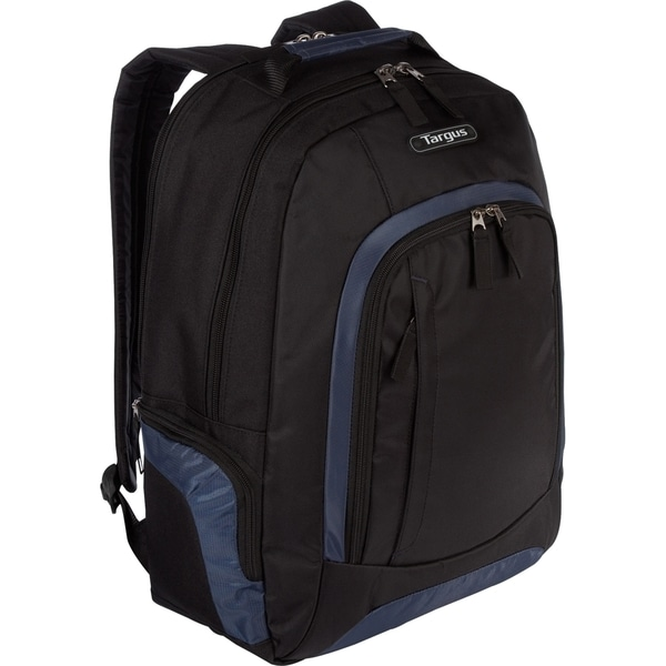"Targus TSB196US Carrying Case (Backpack) for 16"" Notebook - Black, Na"