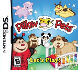 Nintendo DS - My Pillow Petz