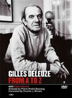 Gilles Deleuze from A to Z (DVD video)