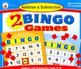 Addition & Subtraction 2 Bingo Games (Game)